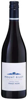 Limited Release Central Otago Pinot Noir
